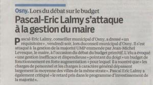 Pascal-Eric Lalmy s'attaque à la gestion du maire dans Actualité le-parisien-11022013-300x167